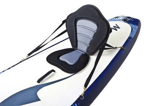 H2o Sport Elite Deluxe SUP/Kayak  Seat with Pouch