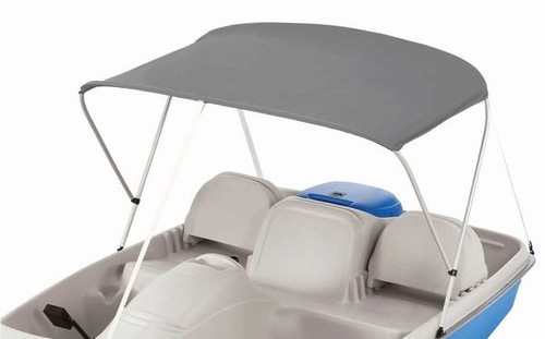 Sun Dolphin/ Captain 5 Seat Pedal Boat Canopy