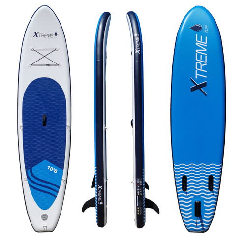 Nereus 10'6  SUP Includes Paddle, Pump, Repair Kit, Leash and Bag