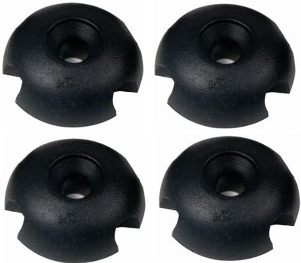 Kayak Canoe Surface Round Deck Fitting Pack 4…