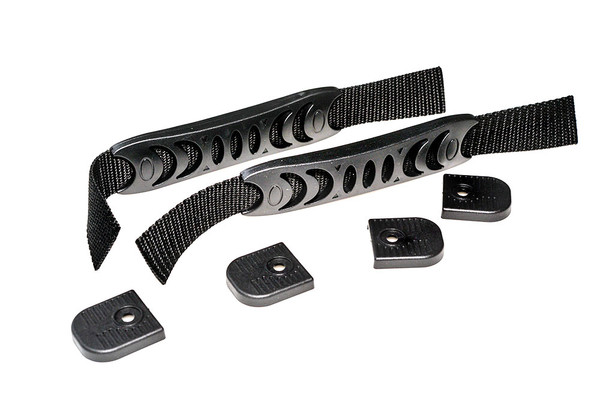 Kayak Flat Molded Webbing Handle (Pack 2) With End Caps…