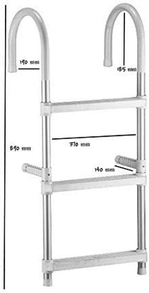 Boarding Ladder 3 steps