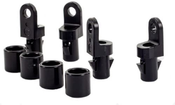 Shock Cord End Stop 6mm (Pack 4)…