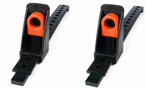 Heavy duty adjustable Foot Brace (Pair)…
