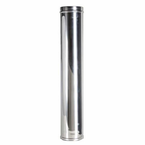 Lisboa Flue Stainless Steel 1000mm 140mm Extender