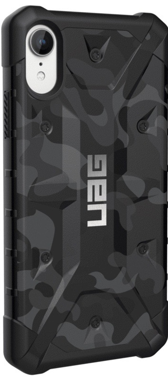 best sneakers 0f335 696c2 UAG, Camo Pathfinder Series, Phone Case for Apple iPhone Xr, Midnight