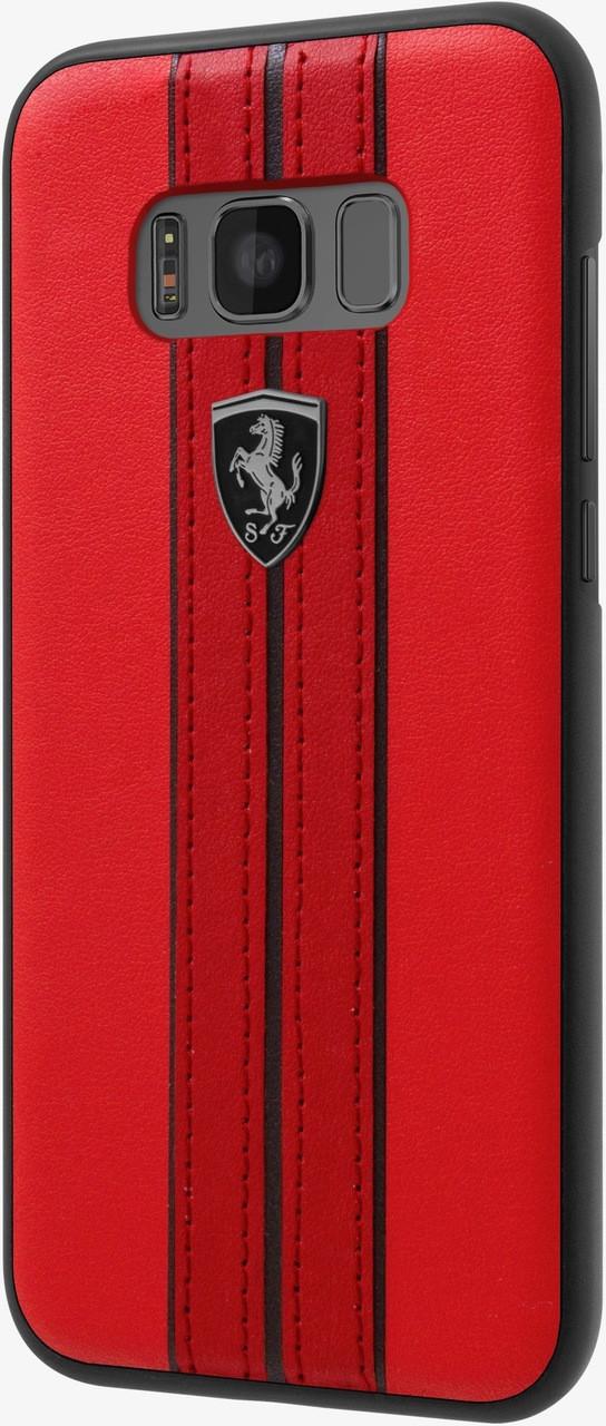hard case, ferrari urban collection for samsung s8 plus, genuine