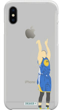 Uncommon, Curry by Sneaker St Clear,  Case for iPhone X
