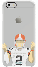 Uncommon, Manziel Money by Sneaker St Clear,  Case for iPhone 8/7/6