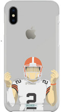 Uncommon, Manziel Money by Sneaker St Clear, -Case  for iPhone X