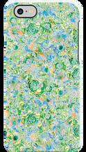 Uncommon, Ana Romero, Green Garden  for iPhone 8/7/6