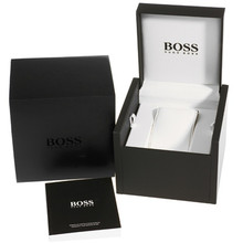 Hugo Boss Watch, Oxygen  collection, Stainless Steel, Blue Dial, Stainless Steel Bracelet