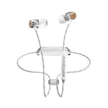 Silver Uplift 2,  Wireless BT Earphones, by House of Marley