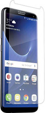 ZAGG InvisibleShield, HD GLASS , Case Friendly, Impact & Scratch Protection, Samsung Galaxy S7 edge