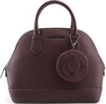 Versace Jeans, HandBag, embossed Logo, Brown
