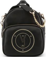 Versace Jeans, Backpack, front Big logo , Black