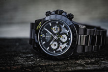 Rolex, Label Noir, Cosmograph Daytona Semi Skeleton, Limited  Edition
