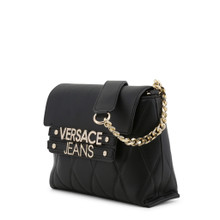 Versace Jeans, Woman's Shoulder Bag, Big Logo