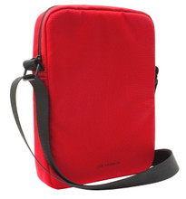"Ferrari Urban Collection - Tablet Bag 10"" (Red with Black Piping)"