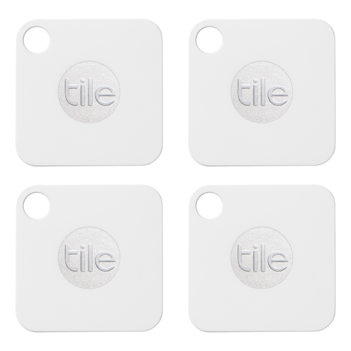Tile Mate, Bluetooth Tracker -  pack of 4 trackers