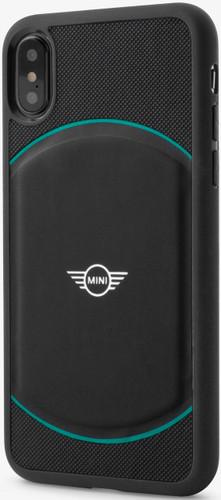 Mini Cooper Case For Iphone Xsx Hybrid Case Debossed Circle