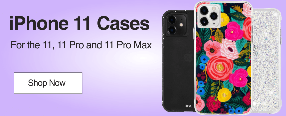 iPhone 11 Cases for the 11, 11 pro and 11 pro max. Shop now.