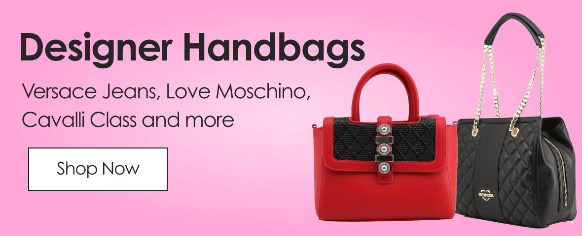 Designer handbags - versace jeans, love moschino, cavalli class and more. Shop now.