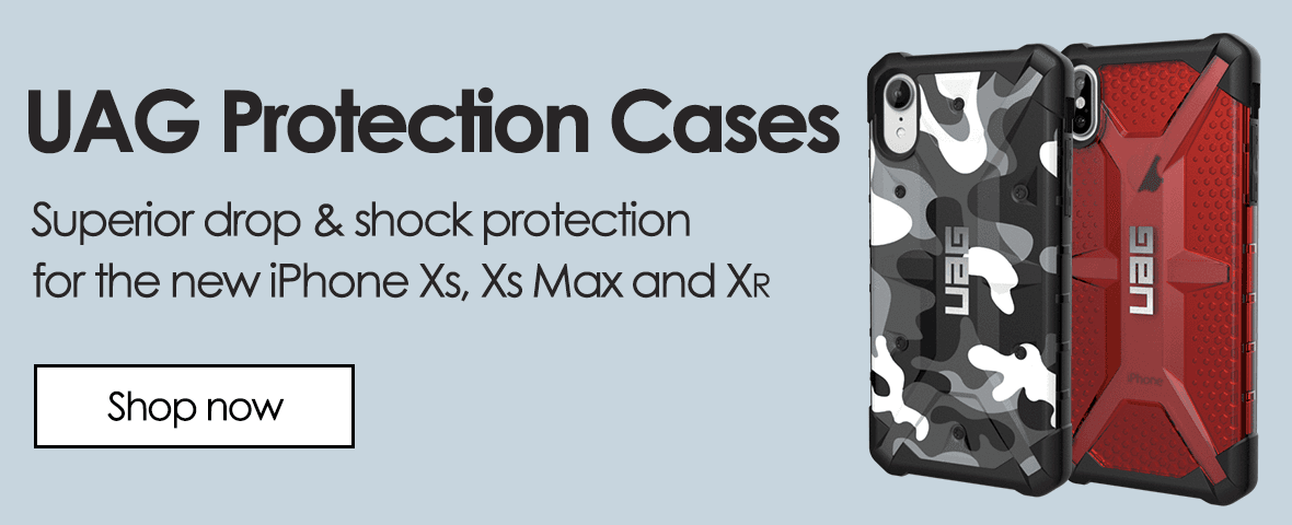 UAG protection cases. Superior drop & shock protection for the new iPhone XS, XS Max and XR. Shop now.