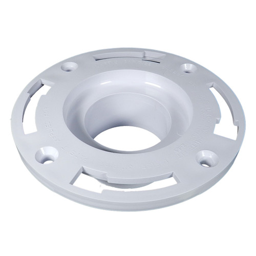 """3"""" Inside Pipe Fit Closet Flange without Test Cap"""