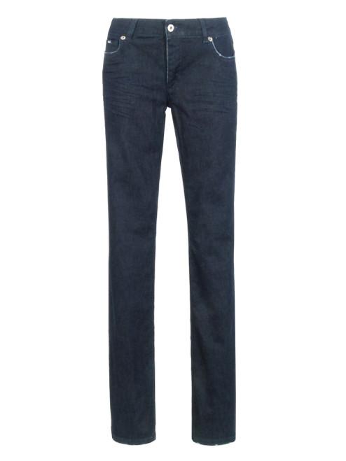 DOLCE & GABBANA Ladies Navy Blue Jeans