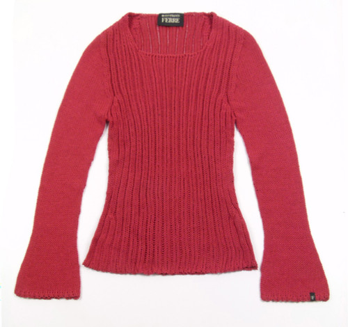 GIANFRANCO FERRE' Ladies Cable Knit