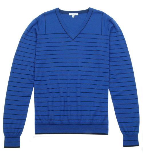 GF FERRE' Men's V Neck Knit
