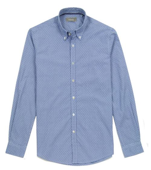 PORFIRIO RUBIROSA Patterned Casual Shirt