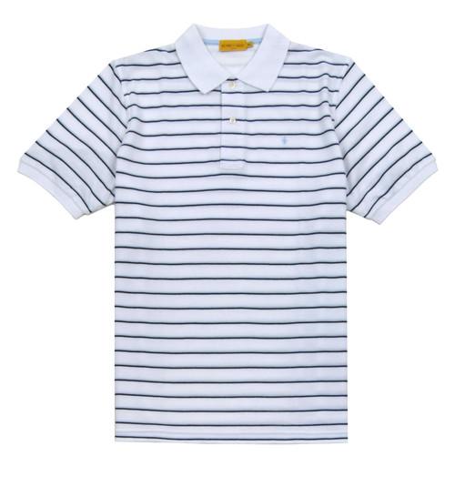 ROMEO GIGLI Men's White Polo Shirt
