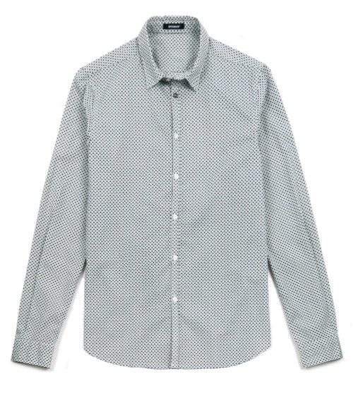 OFFICINA 36 Cotton Casual Shirt