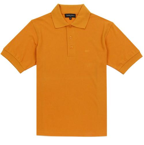 GIANMARCO VENTURI Polo Shirt Burnt Orange