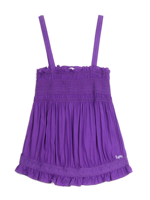 REPLAY Purple Camisole Top