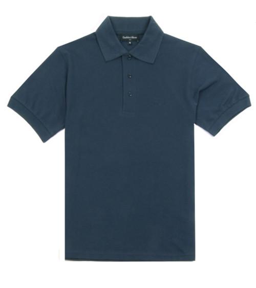 GIANMARCO VENTURI Polo Shirt Charcoal