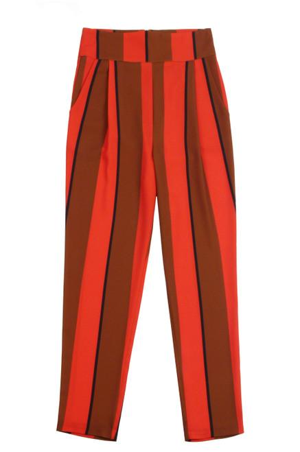 SANDRO FERRONE Striped Pants