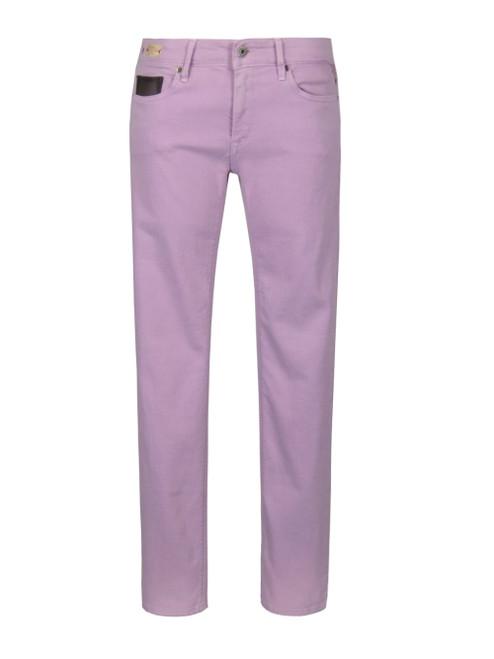 REPLAY Ladies Pale Pink Jeans