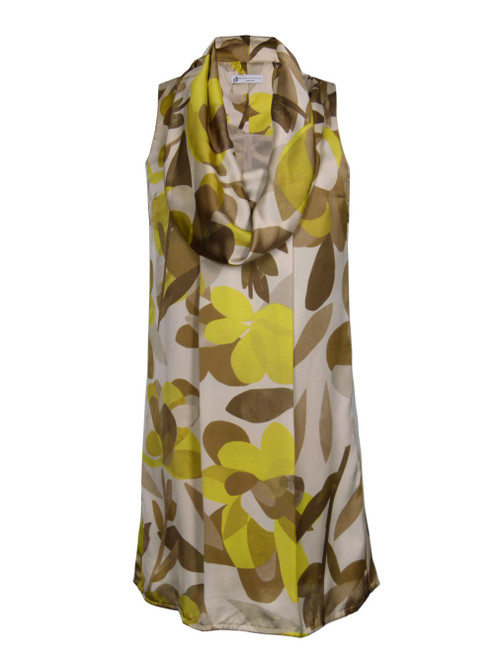 COMPAGNIA ITALIANA Floral Patterned Dress