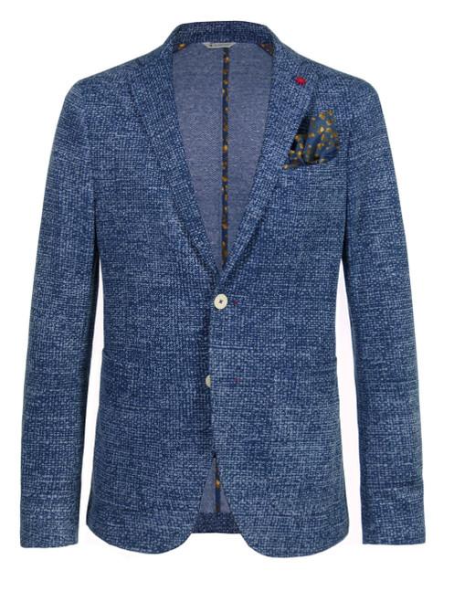 MANUEL RITZ Linen Blend Jacket