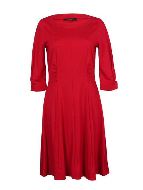WEEKEND By MAX MARA Red Jersey Dress