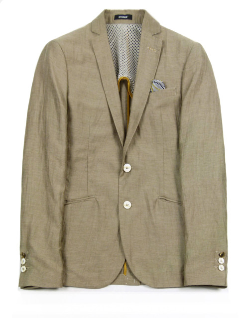 OFFICINA 36 Linen Jacket