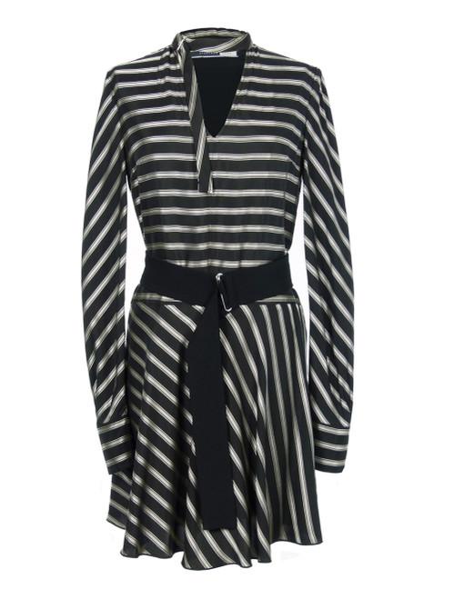 SPORTMAX By MAX MARA Striped Dress