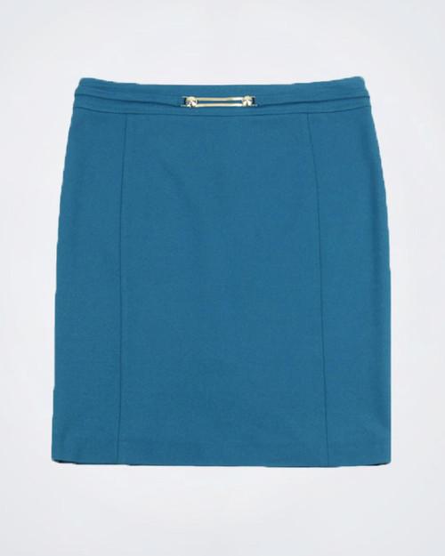 VERSACE JEANS Emerald Green Skirt