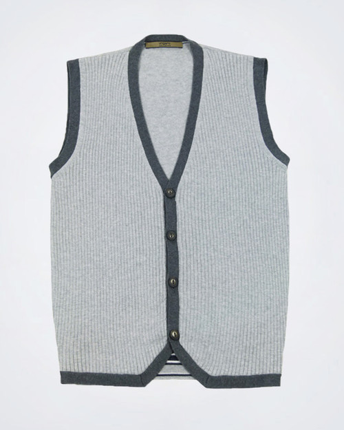 UNGARO Men's Cotton Vest