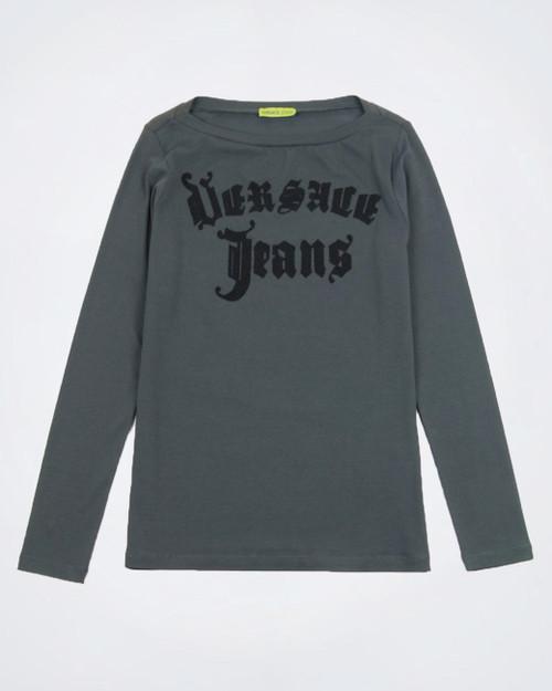 VERSACE JEANS Ladies Long Sleeve Top