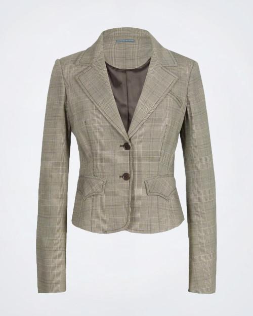 ALYSI Cropped Jacket