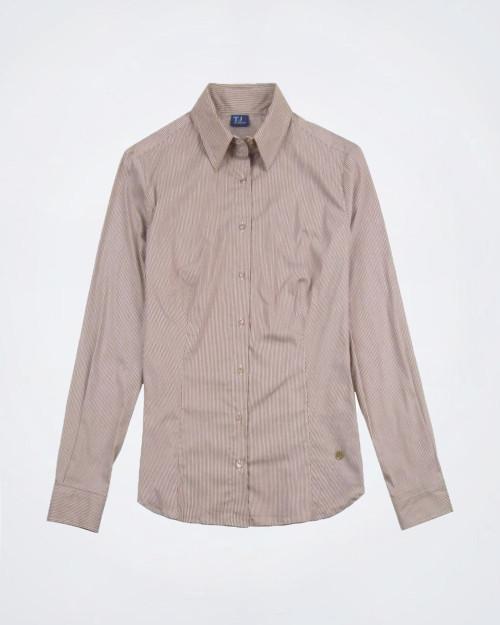 TRUSSARDI JEANS Slim Fit Ladies Shirt